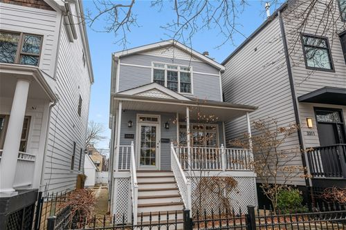 3313 N Bell, Chicago, IL 60618