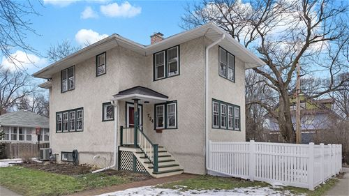 734 Home, Oak Park, IL 60304