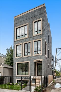 1514 W Altgeld Unit 1, Chicago, IL 60614 Lincoln Park