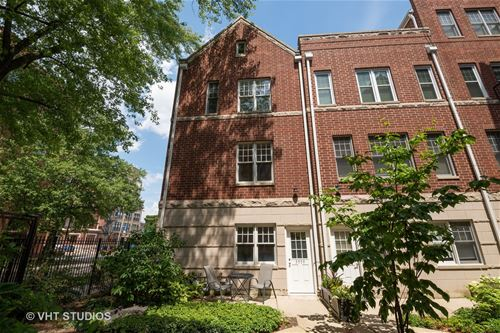 3959 N Hermitage, Chicago, IL 60613 West Lakeview