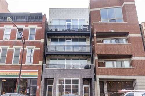 1138 N Milwaukee Unit 2, Chicago, IL 60642 Noble Square