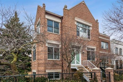 1916 N Wolcott, Chicago, IL 60622 Bucktown