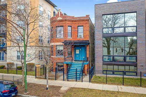 2712 W Cortland, Chicago, IL 60647 Logan Square