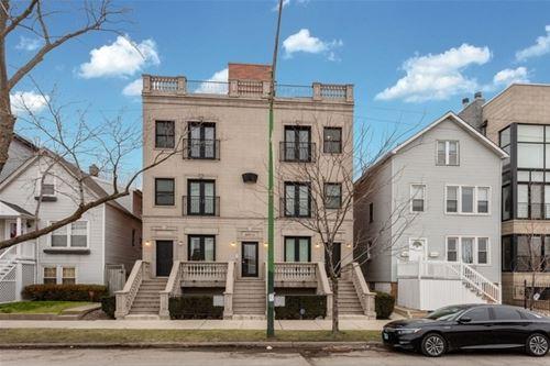2851 N Ashland Unit 3, Chicago, IL 60657 Lakeview