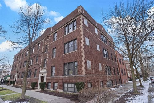 5256 N Paulina Unit 3, Chicago, IL 60640 Andersonville