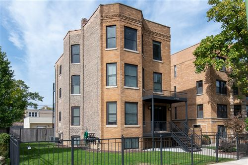 3750 N Bernard Unit 3, Chicago, IL 60618 Irving Park