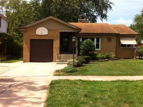 18536 Ashland, Homewood, IL 60430