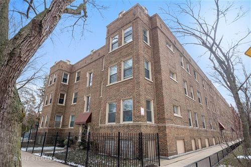 7025 N Wolcott Unit 2, Chicago, IL 60626 Rogers Park