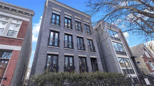 838 N Winchester Unit 3, Chicago, IL 60622 East Village