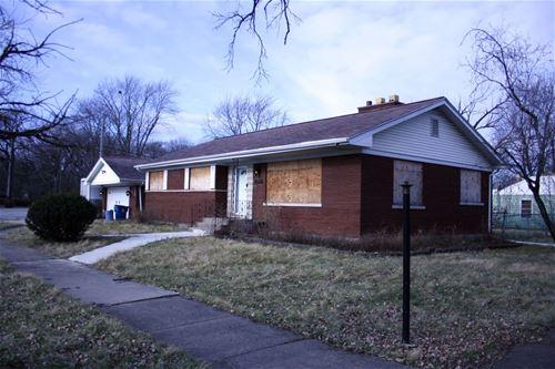 14938 Oakdale, Harvey, IL 60426