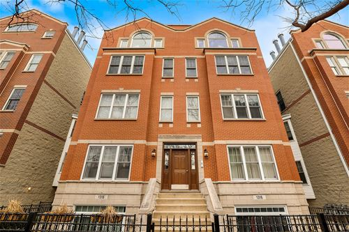 1316 W Fletcher Unit 2E, Chicago, IL 60657 Lakeview