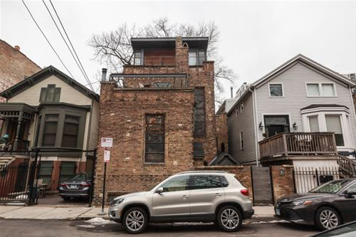 154 W Schiller Unit C, Chicago, IL 60610 Old Town