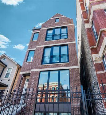 1345 W Huron Unit 1, Chicago, IL 60642 Noble Square