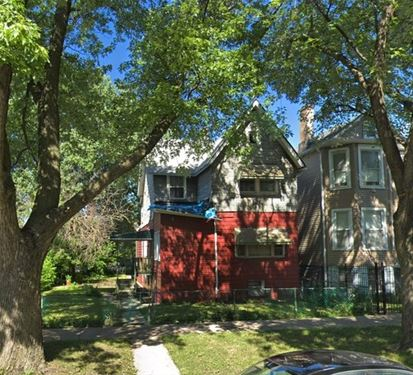 6626 S St Lawrence, Chicago, IL 60637 West Woodlawn