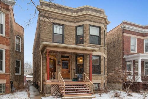 1730 W Farragut, Chicago, IL 60640 Andersonville