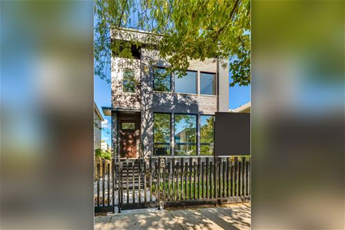 1319 W George, Chicago, IL 60657 Lakeview