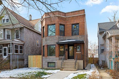 4304 N Hamlin, Chicago, IL 60618 Irving Park