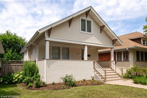 947 N Taylor, Oak Park, IL 60302