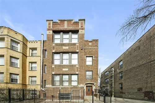 1614 W Wallen, Chicago, IL 60626 Rogers Park