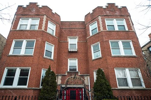 2747 N Spaulding Unit 2, Chicago, IL 60647 Logan Square