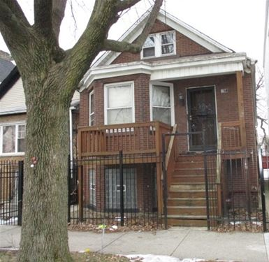 1348 S Tripp, Chicago, IL 60623 Lawndale