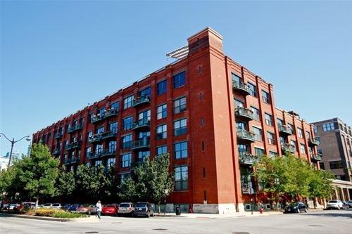 1000 W Washington Unit 326, Chicago, IL 60607 West Loop