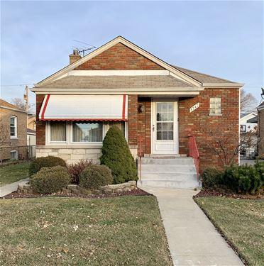 5747 S Nottingham, Chicago, IL 60638 Garfield Ridge