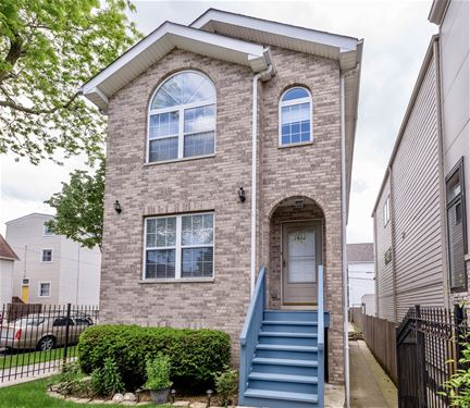 1934 N Albany, Chicago, IL 60647 Logan Square