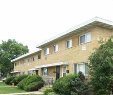 9666 Lois Unit F, Des Plaines, IL 60016