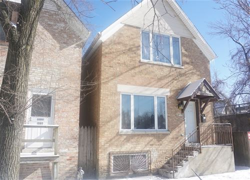 1805 N Whipple, Chicago, IL 60647 Logan Square