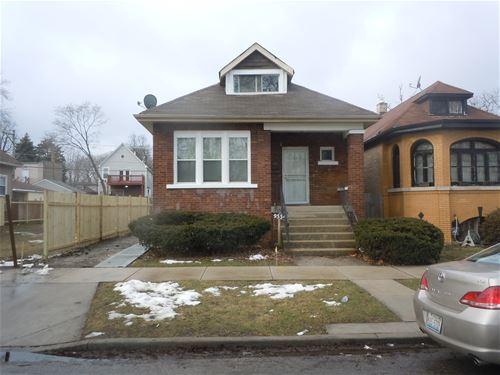 9554 S Bishop, Chicago, IL 60643 Morgan Park