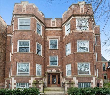 6622 N Glenwood Unit 3N, Chicago, IL 60626