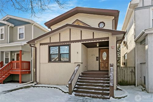4678 N Kasson, Chicago, IL 60630 Mayfair