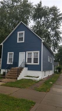 12457 S Eggleston, Chicago, IL 60628 West Pullman