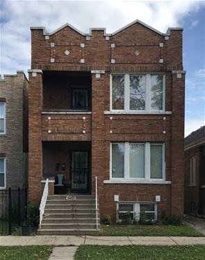 6605 S Fairfield, Chicago, IL 60629 Marquette Park