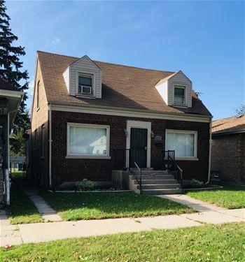 12430 S Emerald, Chicago, IL 60628 West Pullman