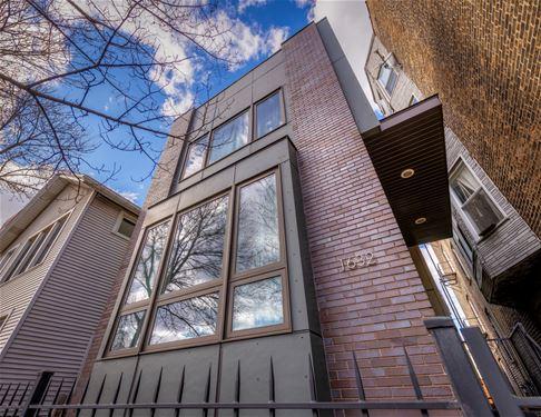 1632 W Ohio, Chicago, IL 60622 East Village
