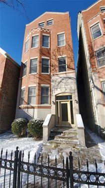 3752 N Clifton Unit 1, Chicago, IL 60613 Lakeview