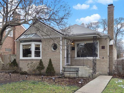5353 N Osceola, Chicago, IL 60656 Norwood Park