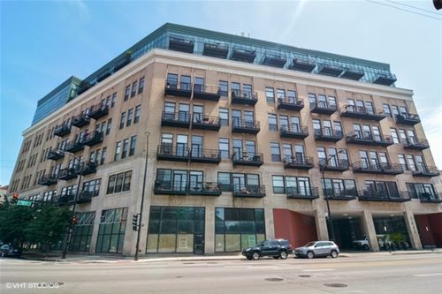 1645 W Ogden Unit 621, Chicago, IL 60612 Near West Side
