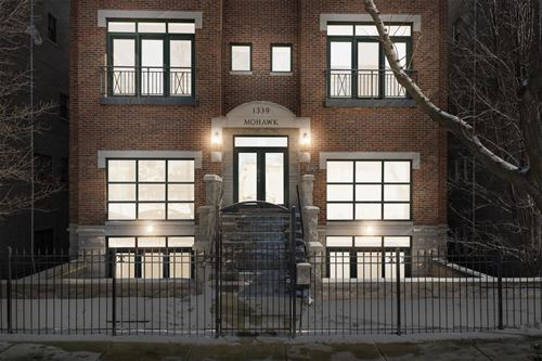 1339 N Mohawk Unit 1N, Chicago, IL 60610 Old Town