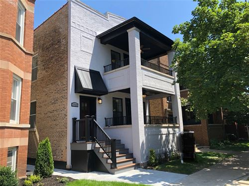 1734 W Winnemac, Chicago, IL 60640 Ravenswood