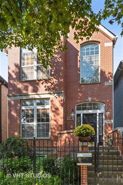 3316 N Claremont, Chicago, IL 60618 Roscoe Village