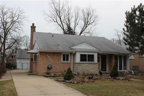 1905 S Crescent, Park Ridge, IL 60068