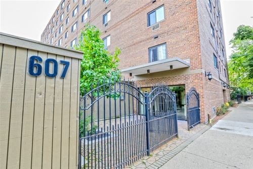 607 W Wrightwood Unit 513, Chicago, IL 60614 Lincoln Park