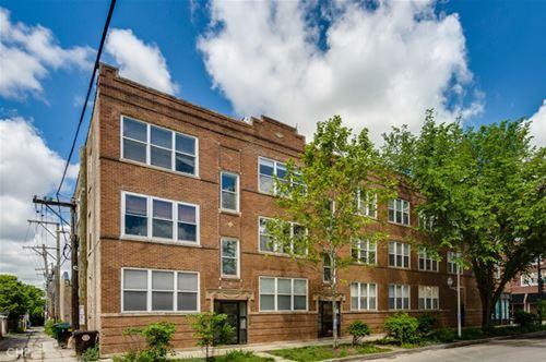 4352 N Sacramento Unit 3, Chicago, IL 60618 Irving Park