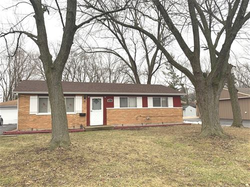 17801 Rosewood, Country Club Hills, IL 60478