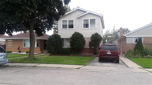 3804 W Pippin, Chicago, IL 60652 Ashburn