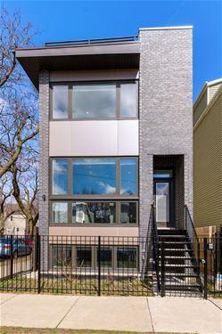 2558 W Cortland, Chicago, IL 60647 Logan Square
