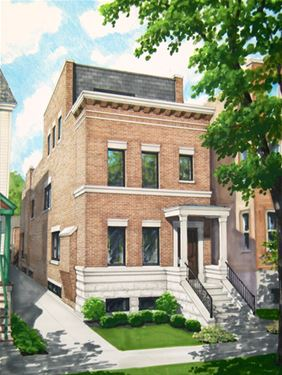 3312 N Lakewood, Chicago, IL 60657 West Lakeview